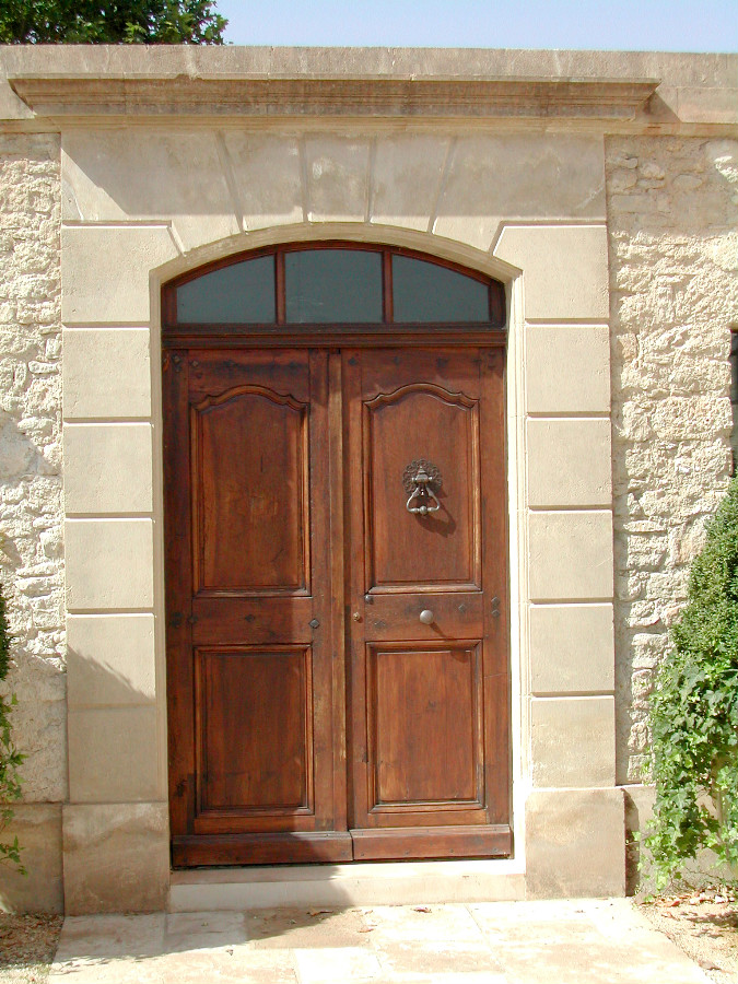 Alcove Dans Une Chambre : Front Doors with Facade
