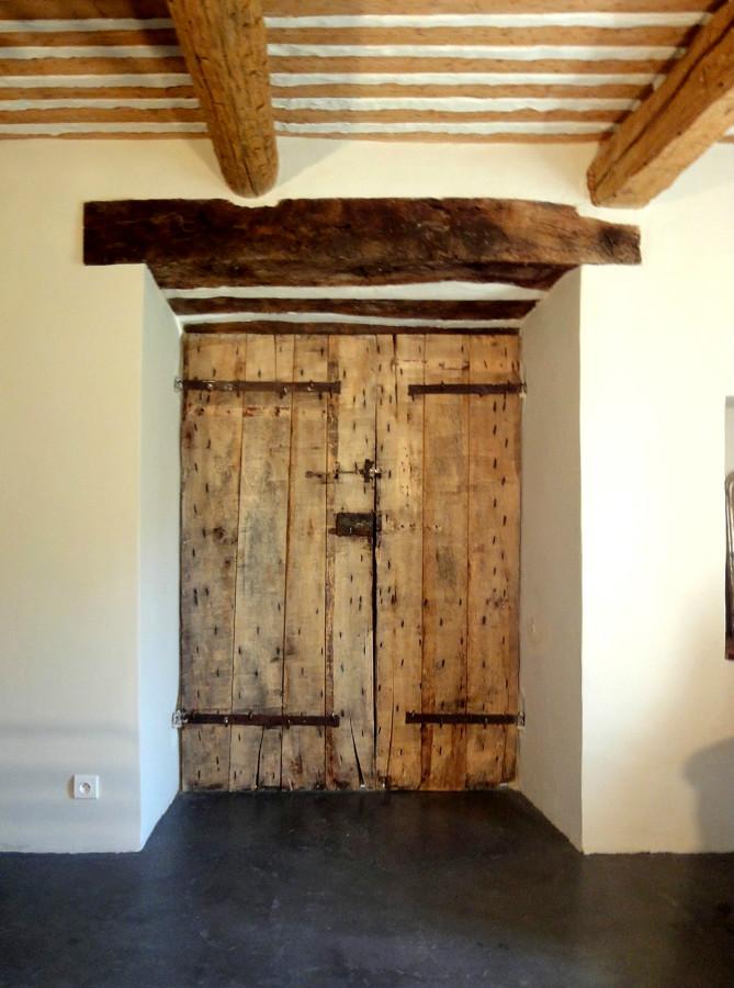 Portes Anciennes En Bois Brut Nos R 233 Alisations Portes