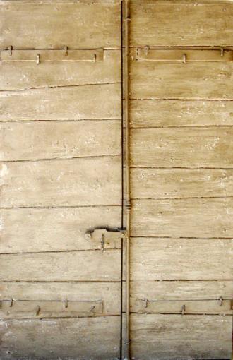 volet lames crois es clout s peinture patin e menuiseries bois portes antiques fabricant. Black Bedroom Furniture Sets. Home Design Ideas