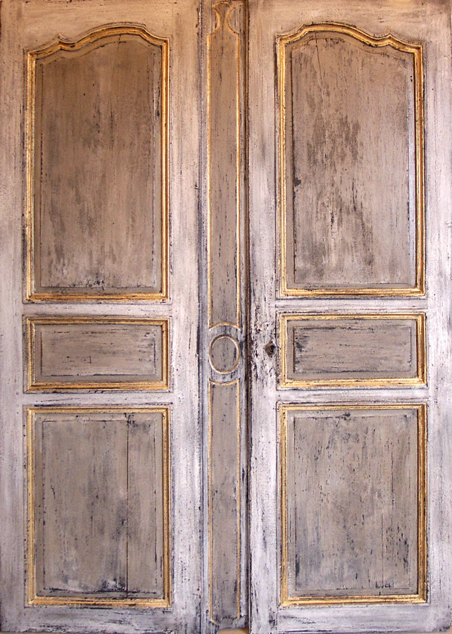 Portes d'armoire polychrome Portes de rangement décoratives Façades on