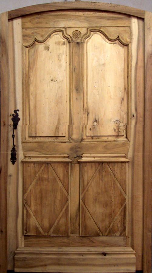 Porte louis xv campagne portes d 39 entree portes de style portes antiques - Porte d entree provencale ...