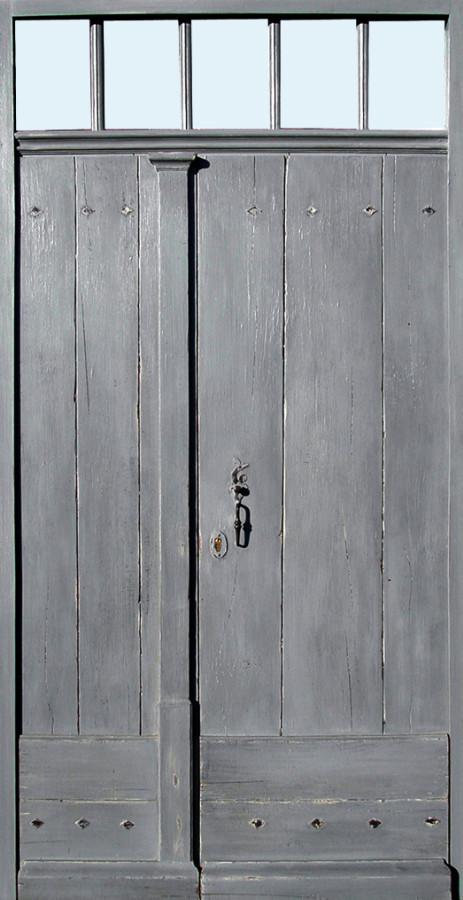 Portes d 39 entree portes antiques - Porte d entree provencale ...
