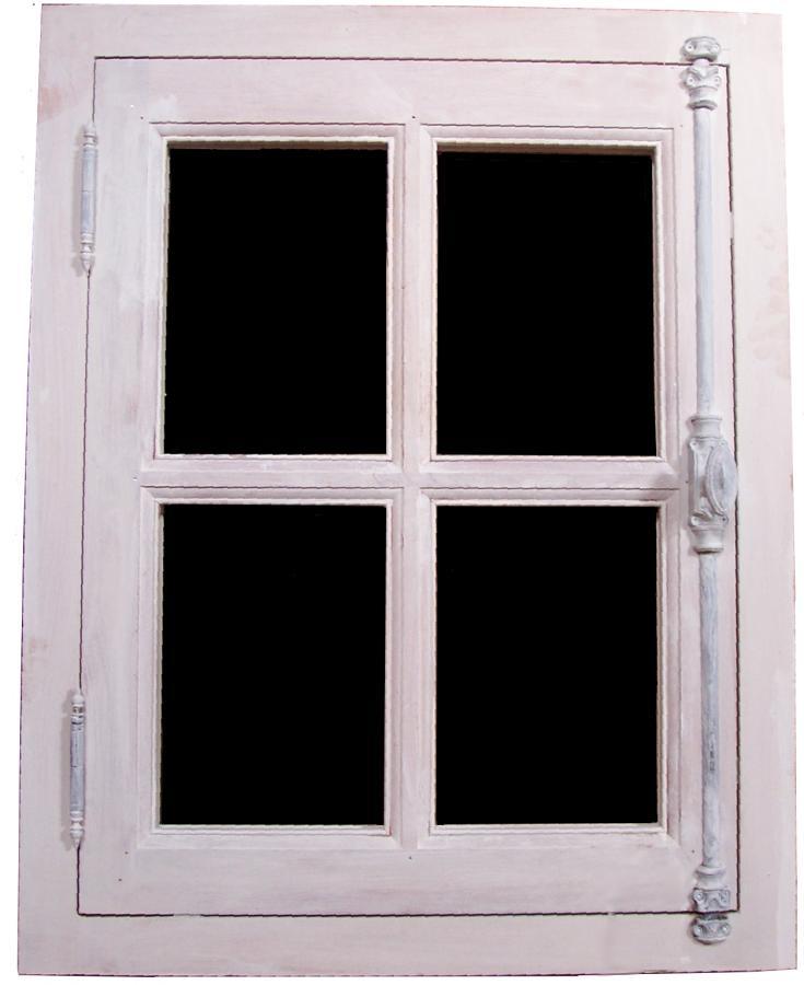 Fen tre 4 carreaux menuiseries bois portes antiques for Menuiserie porte fenetre bois