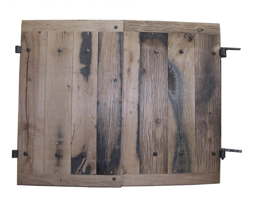 volets simples lames menuiseries bois portes antiques. Black Bedroom Furniture Sets. Home Design Ideas