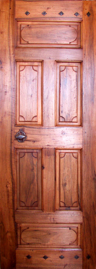 Portes int rieures portes antiques - Porte country chic ...