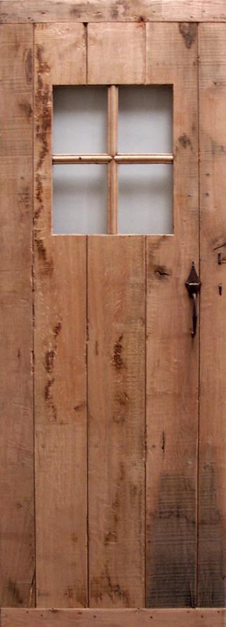 Porte type chaumi re portes int rieures portes rustiques for Type de porte