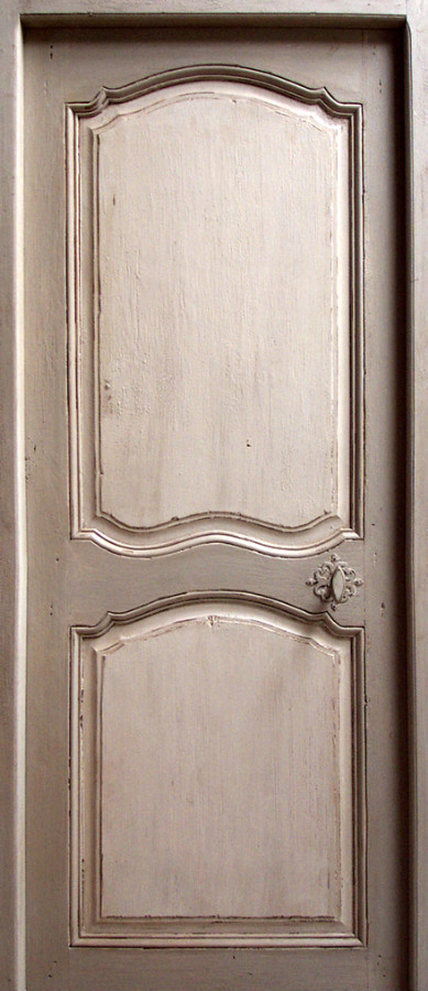 Porte poque r gence portes int rieures portes antiques for Porte french