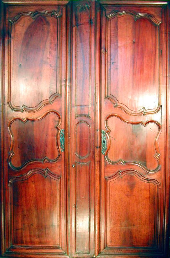 porte d 39 armoire louis xv portes de rangement d coratives portes antiques. Black Bedroom Furniture Sets. Home Design Ideas