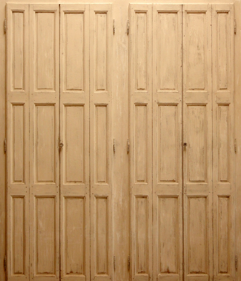 fa ade type volets int rieurs portes de rangement d coratives portes antiques. Black Bedroom Furniture Sets. Home Design Ideas